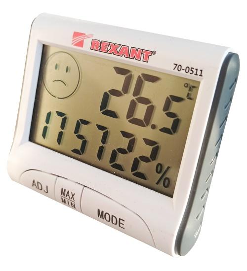 Электронный гигрометр - термометр