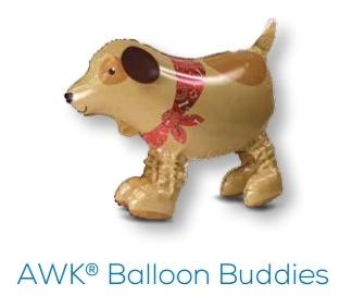 AWK Balloon Buddies Anagram